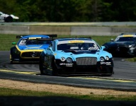 Baptista proving a quick study with Bentley GT team