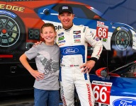 All in the family: Joey Hand's son Chase follows dad's racing path