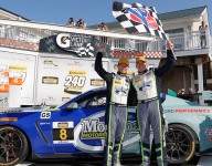Multimatic Ford wins CTSC at Watkins Glen