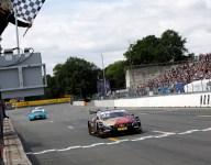 Mortara wins DTM Saturday at Norisring