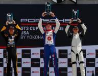 De Angelis scores first GT3 Cup win in Watkins Glen Race 1