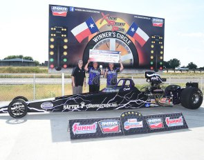 Harvey tops IHRA Summit Spectacular at Xtreme Raceway Park