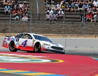 Radio call aside, pit stop was the right call - Harvick