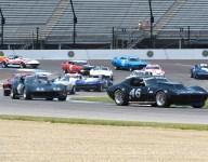 Video: Indy Legends Pro-Am start