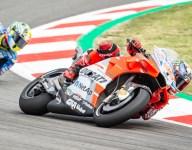 Lorenzo leads Catalunya MotoGP practice