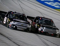 Moffitt takes Chicagoland Trucks win as Nemechek hits trouble