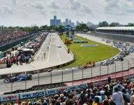Saturday Detroit GP live stream