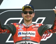 Lorenzo approached Honda after Le Mans