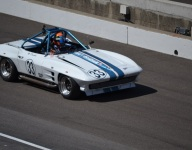 Brabhams dominate Indy Legends Pro-Am qualifying at Indy