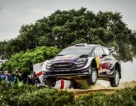 Ogier keeps charging Neuville at bay in Italy