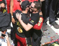 Pearn's gamble pays off for Truex