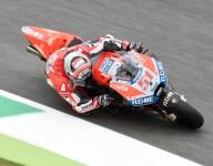 Ducati Test Team rider Pirro injures head, shoulder in Mugello crash