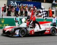 Le Mans win moves Toyota past 2016 heartbreak