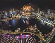 Singapore Grand Prix: The Light Fantastic