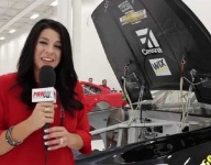NASCAR reporter recovering after being struck by car