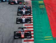 Hughes sweeps to GP3 Race 2 win