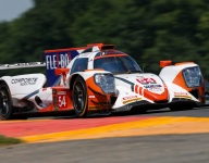 Braun leads opening CTMP practice for CORE autosport