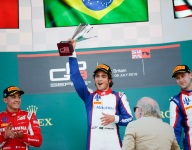 Pedro Piquet claims first GP3 victory in Silverstone Race 2