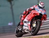Lorenzo leads Sachsenring MotoGP practice