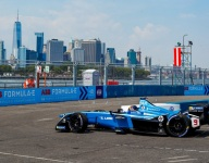 Buemi awarded pole for Formula E Race 1 in Brooklyn after penalty for Vergne
