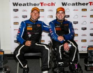 Paralyzed racer Michael Johnson scores first pro race win in Lime Rock TCR