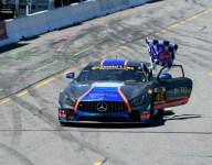 Plumb/Trinkler score first Mercedes GT4 win in CTSSC