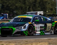 Pro/Am duo of Chase and Dalziel win GT SprintX Round 8