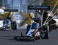 C. Force, Pritchett among early leaders at Denver