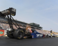 NHRA revises Countdown points structure