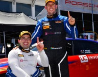 After Lime Rock win, paralyzed racer Michael Johnson targets Indy 500