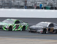 Almirola finds silver lining despite falling short at New Hampshire