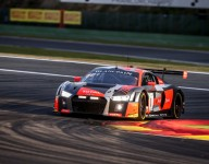 Audi Sport Team WRT takes pole for 24 Hours of Spa