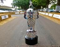 Borg-Warner Trophy debuts at Goodwood Festival of Speed