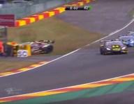 Lamborghini Super Trofeo driver, marshal taken to hospital after Spa crash