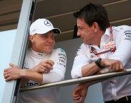 Wolff explains Bottas 'wingman' comments