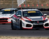Eversley leads a Honda 1-3 in TCR Round 8