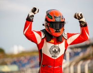 Mazepin dominates first GP3 race in Hungary