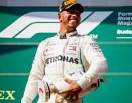 Hamilton sees Hungary win as a bonus