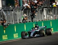 Hamilton wins from Vettel in Hungary as Bottas fades