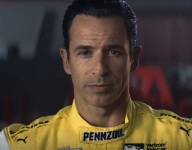 Video: Castroneves' first national TV commercial