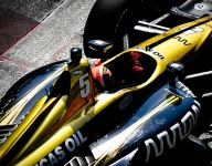 SPM technical director Malloy to engineer Hinchcliffe's No.5 at Mid-Ohio