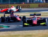 Hubert wins maiden GP3 pole at Silverstone