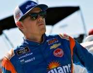 NASCAR lifts Gallagher's suspension
