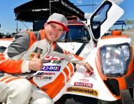Braun shatters lap record to take CTMP pole