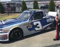 Newman to run Eldora Trucks race