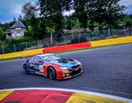 Walkenhorst BMW leads Spa 24H provisional qualifying