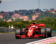 Vettel keen to cancel out Germany error with Budapest showing