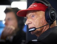 Lauda recovering from successful lung transplant