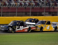 KBM's Gragson and Gilliland friends/rivals in Truck Series