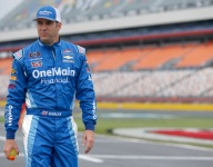 Sadler to step away from full-time driving at year's end